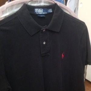 Polo by Ralph Lauren black L